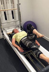 Reformer Pilates Banstead