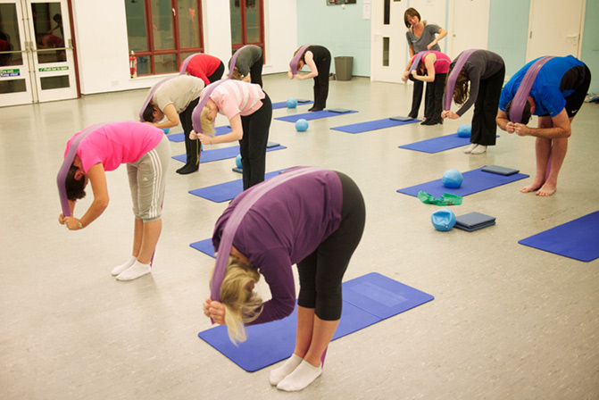 Pilates Banstead