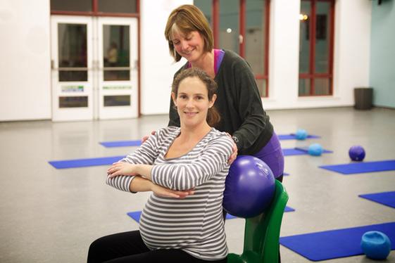postnatal pilates banstead